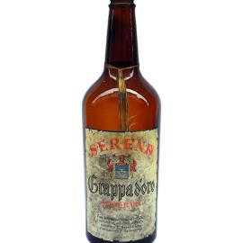 Grappa d'Oro Riserva, bottiglia anni '60