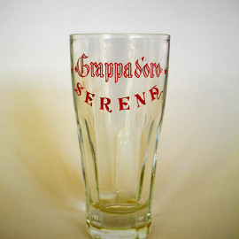 bicchierino per grappa