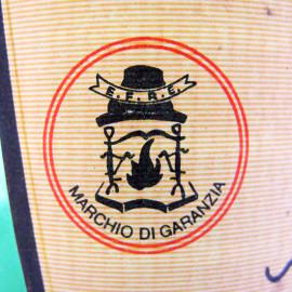 Ente Friulano Rinascita Economica, marchio d.o.c. fondato nel 1955 da Gino Serena