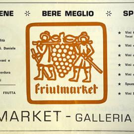 pubblicità anno 1972 per il Barbacian, periodico della Proloco di Spilimbergo